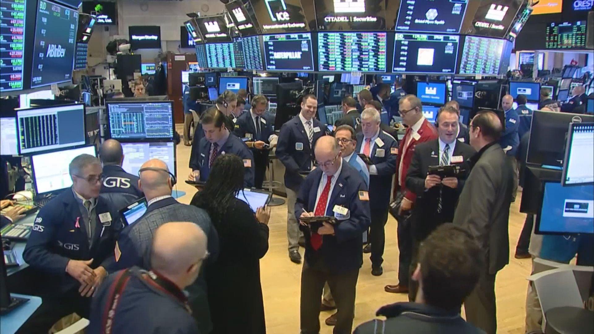 美股本周三日半市 料中美貿談消息仍主導大市