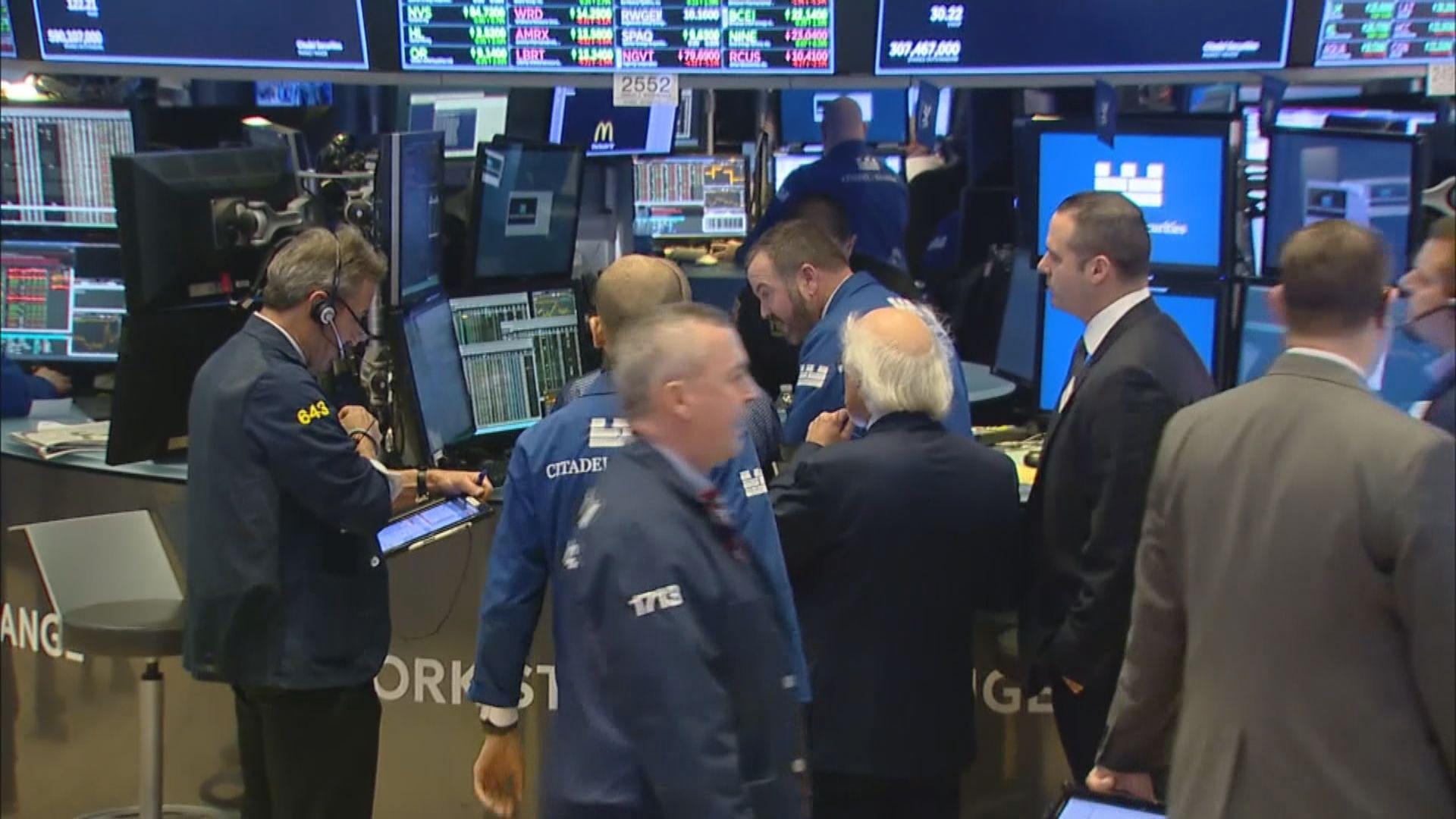 本周美股焦點:聯儲局議息紀錄及耶倫講話