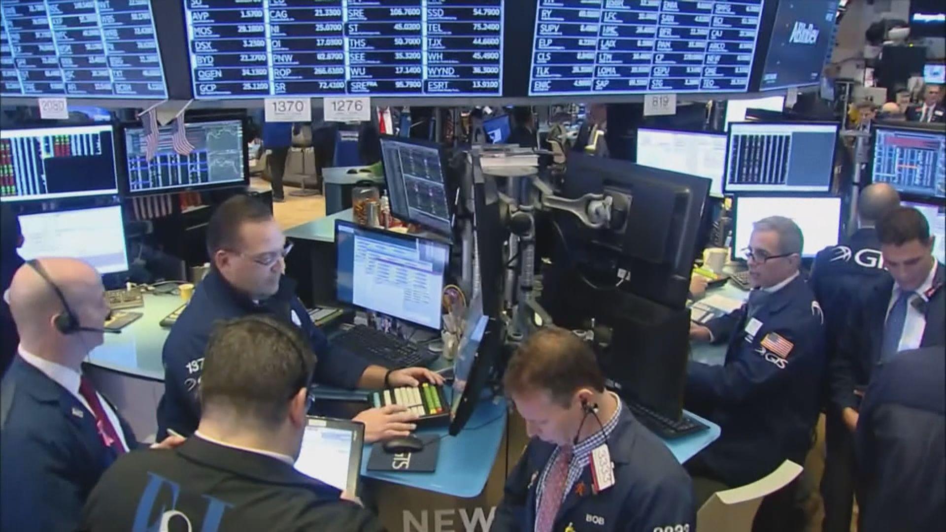 本周美股焦點:中美貿易協議及銀行股業績