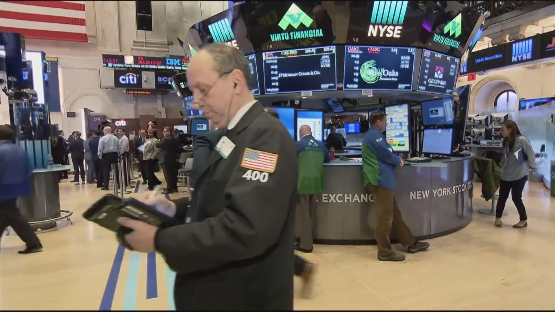本周美股焦點:疫情消息及美國經濟數據