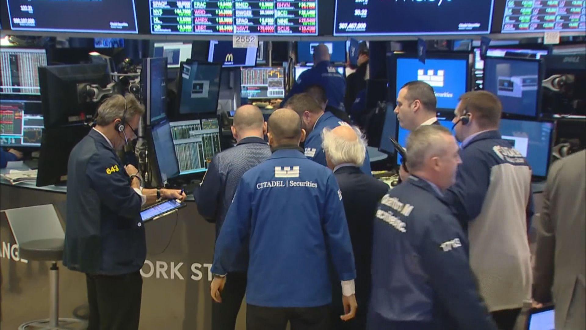 本周美股焦點:聯儲局議息、美首季GDP及企業業績