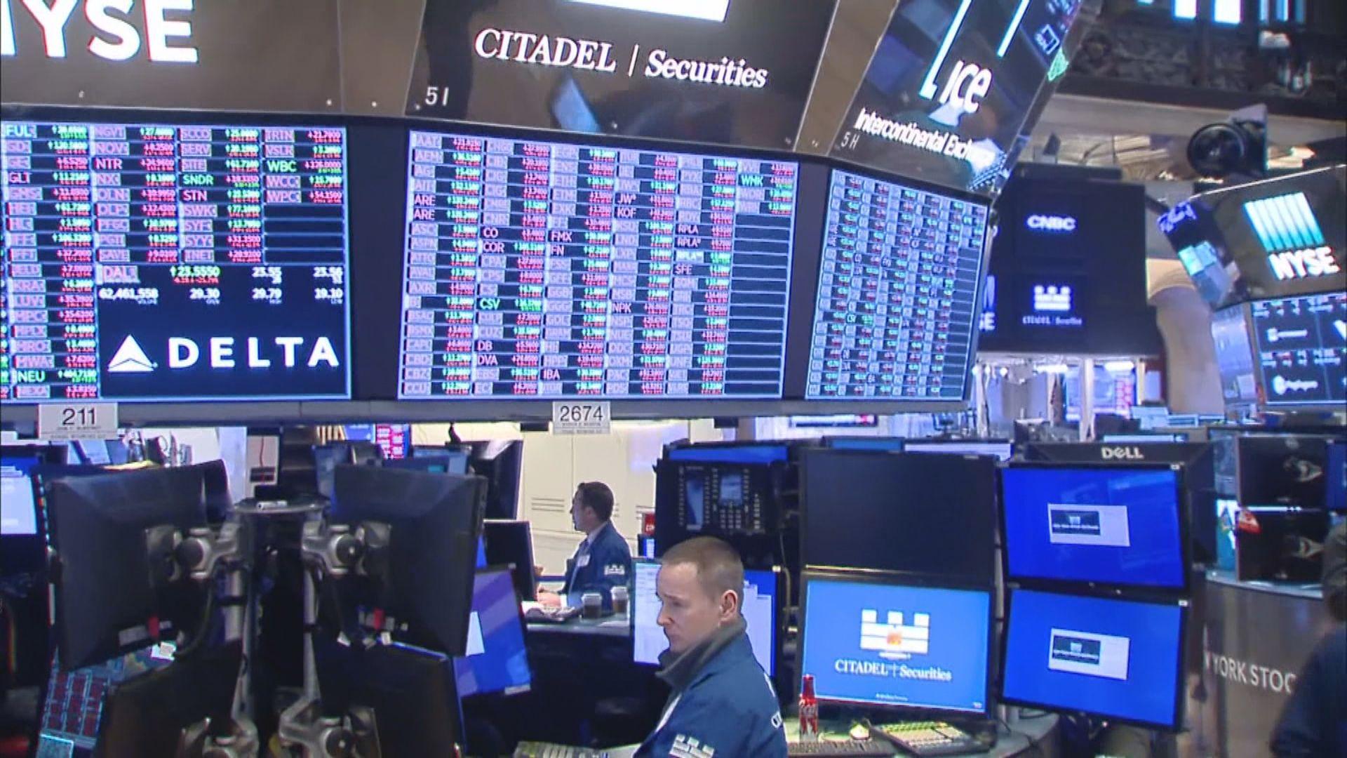 美股本周焦點:美債孳息率走勢及2月就業報告