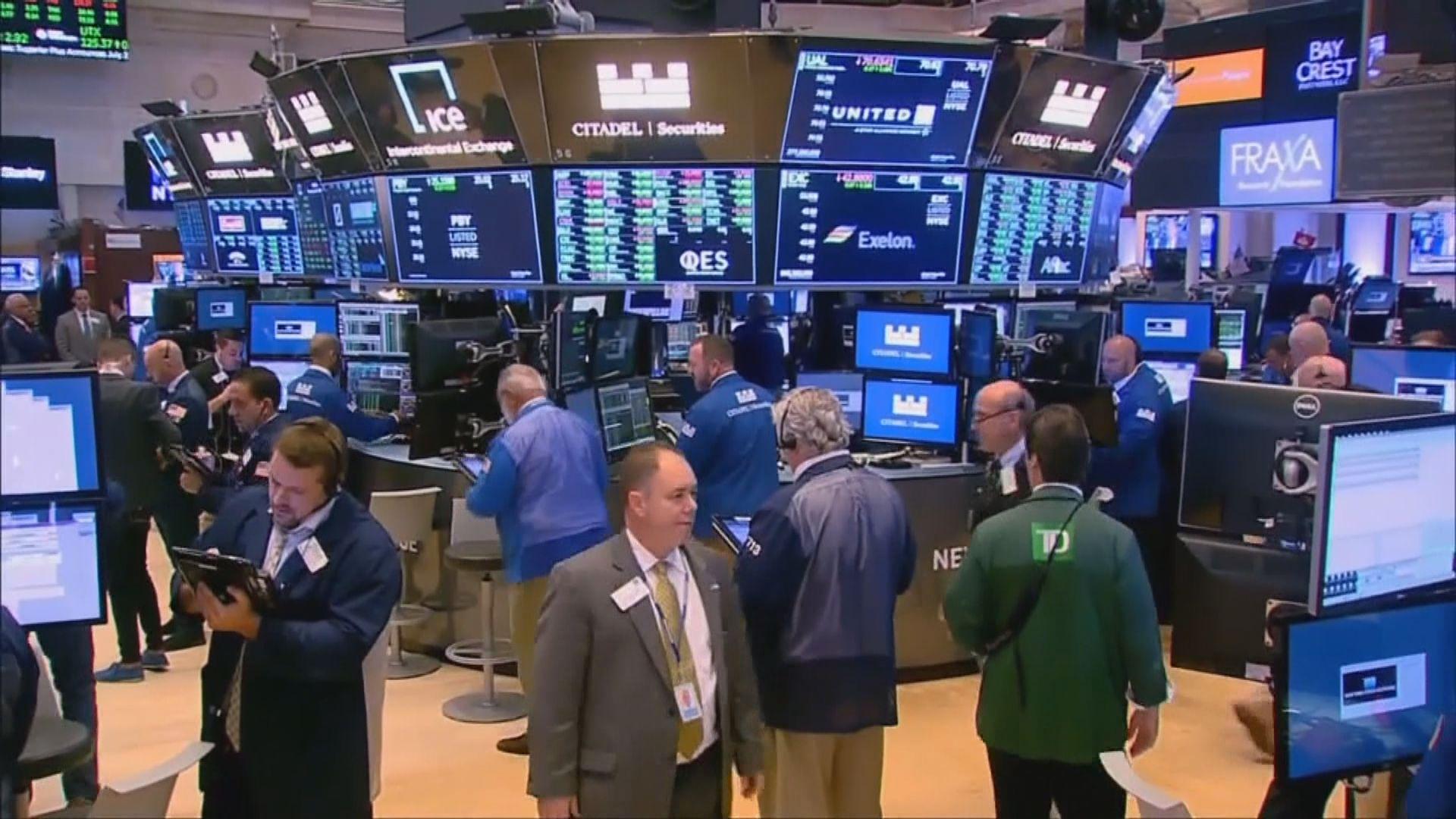 美股本周踏入業績高峰期