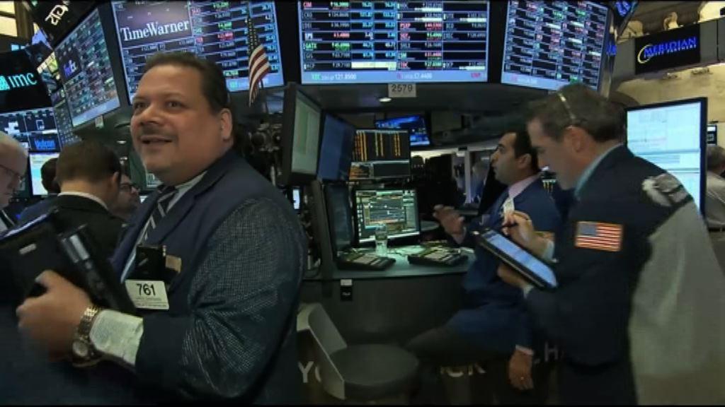 本周美股焦點:美國大型企業業績