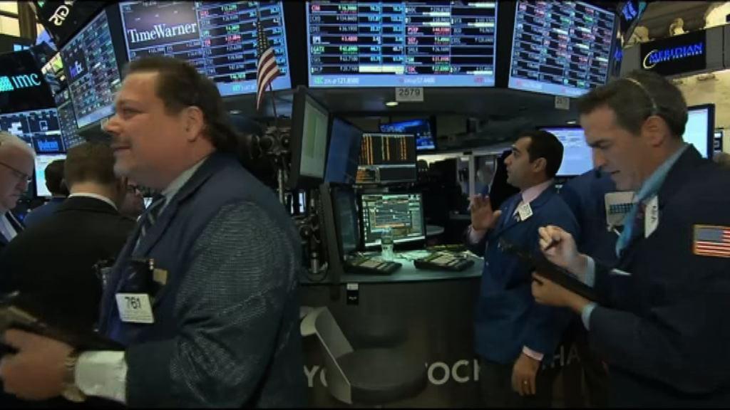 經濟數據左右本周美股走勢