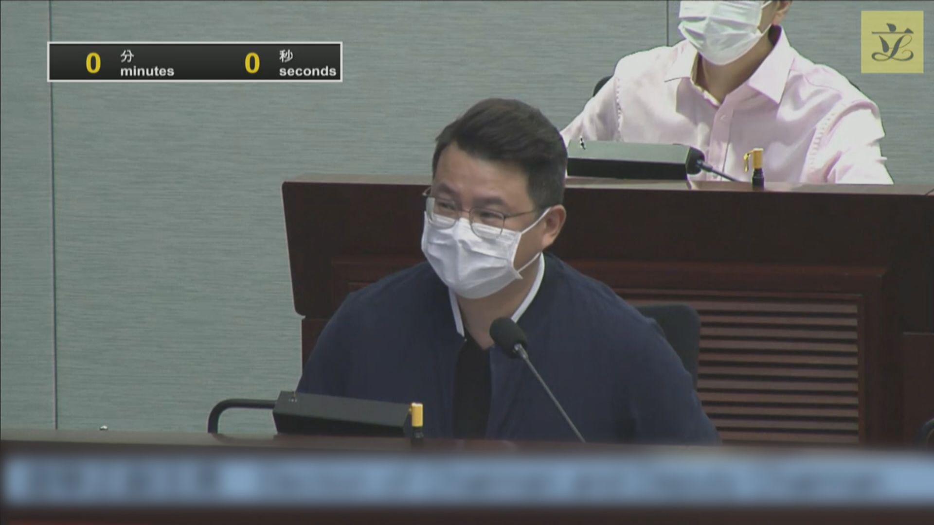 尹兆堅被起訴藐視罪 涉去年環境事務委員會主席選舉