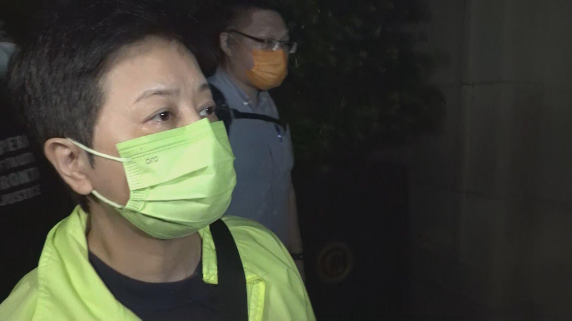尹兆堅及黃碧雲被控藐視罪 涉立法會委員會主席選舉