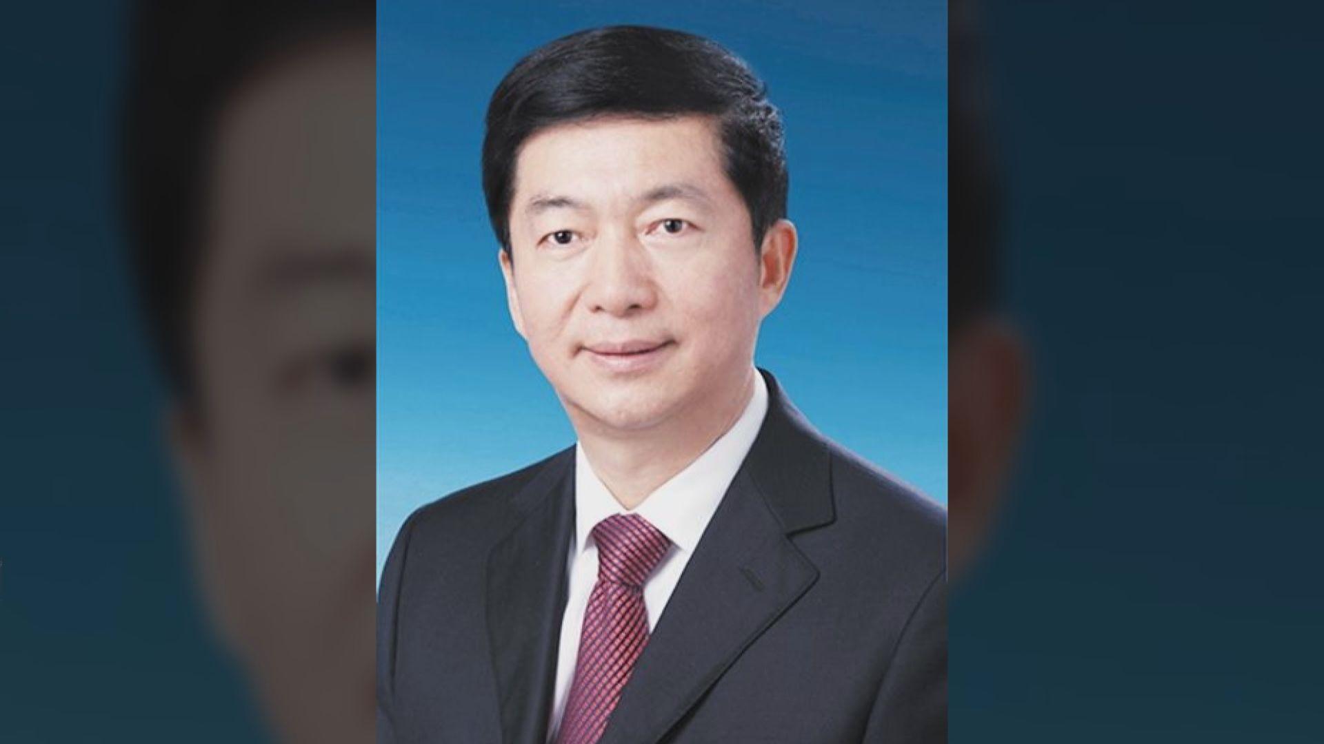 國務院任命駱惠寧為中聯辦主任