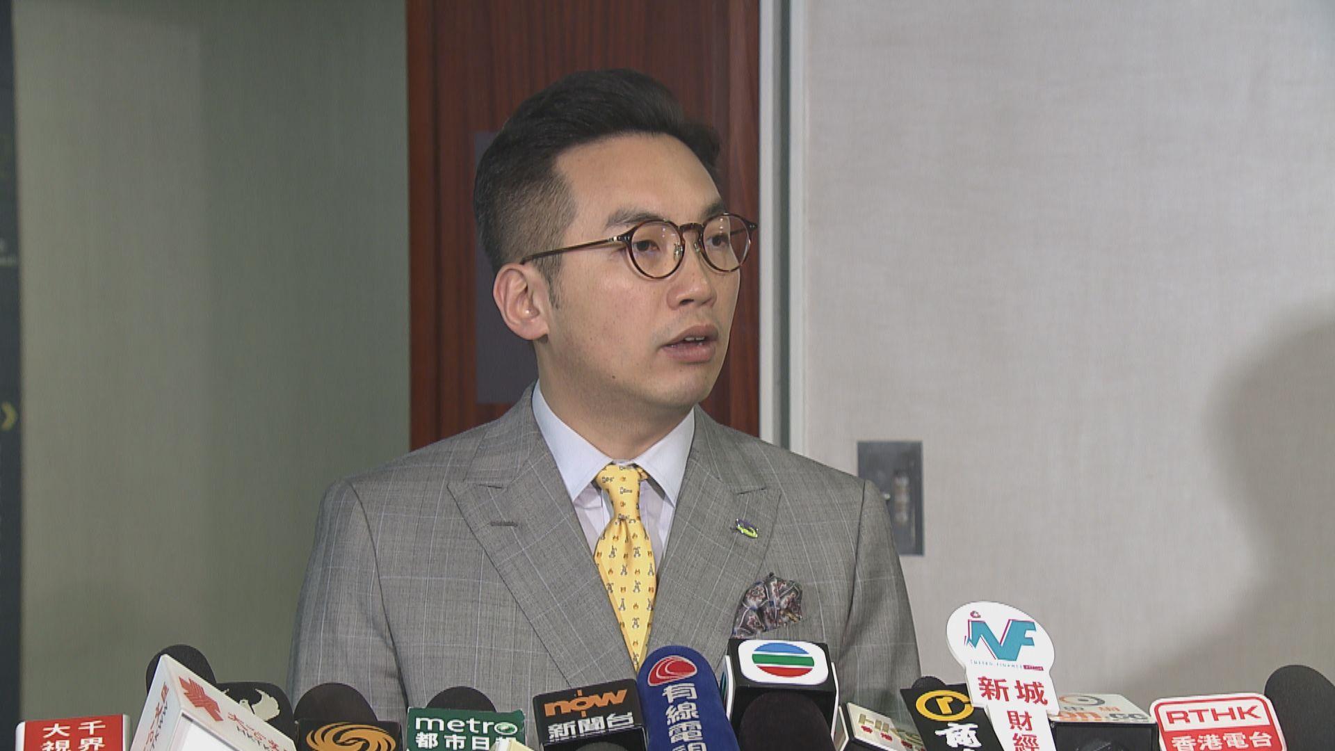 楊岳橋:民主派外訪只是表述香港實況