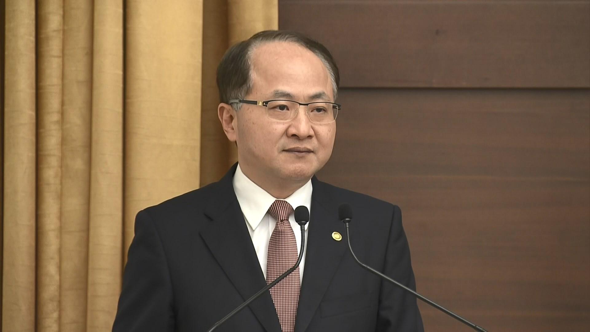 王志民:中央支持林鄭繼續依法施政
