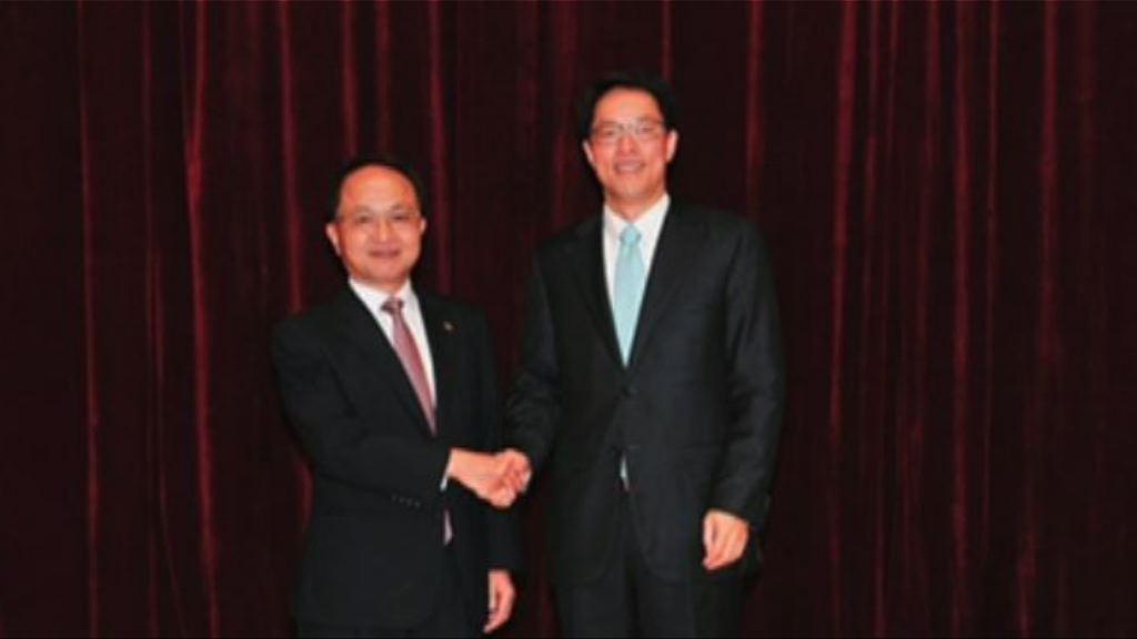 王志民:深感中央的信任和重托