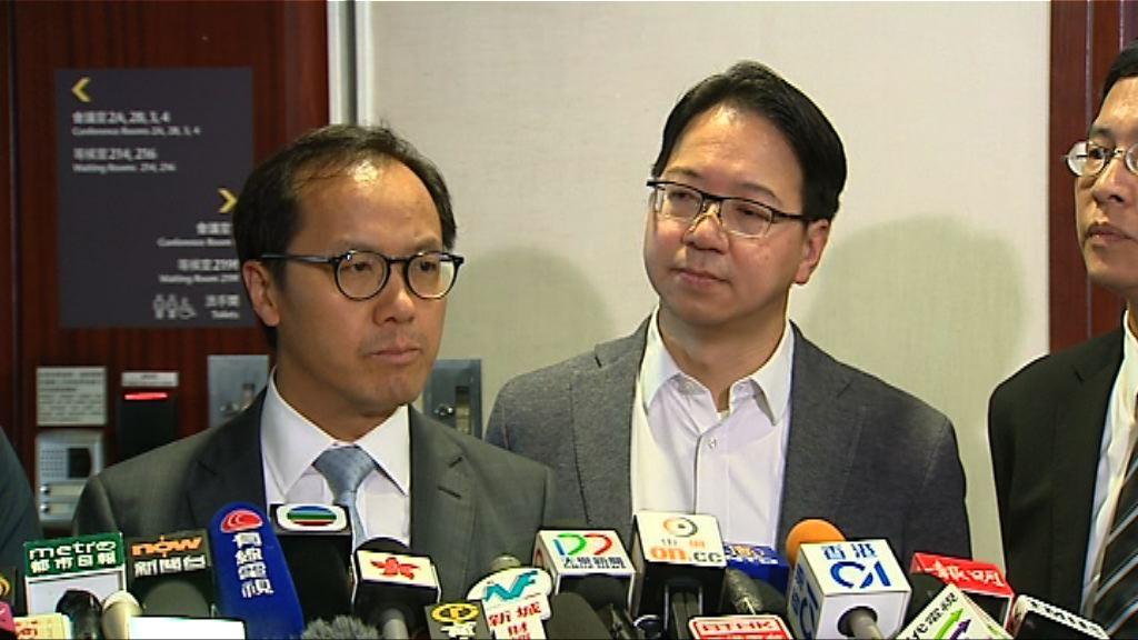 梁繼昌:冀午宴有助不同政黨發表意見