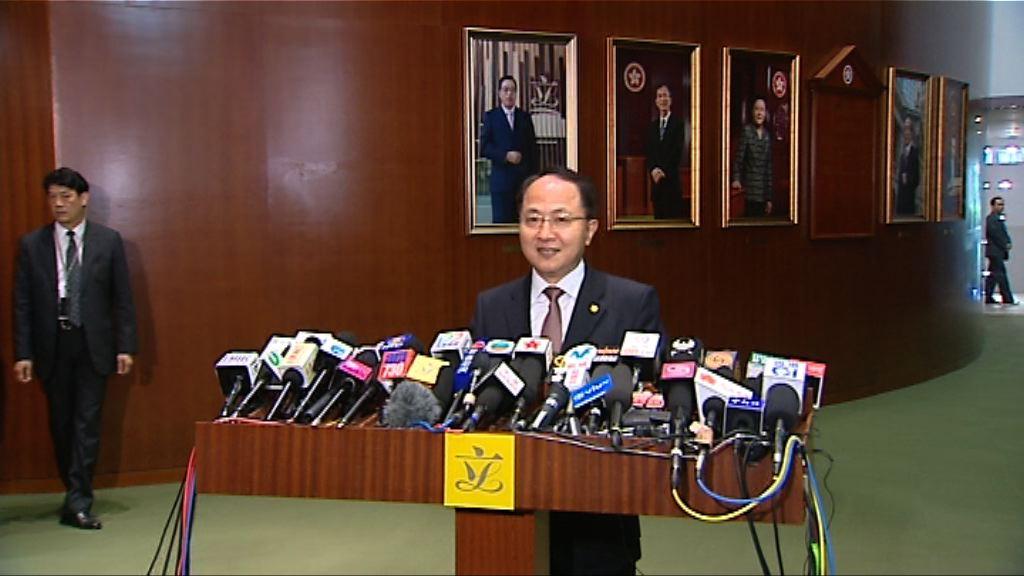 王志民冀與泛民議員繼續溝通