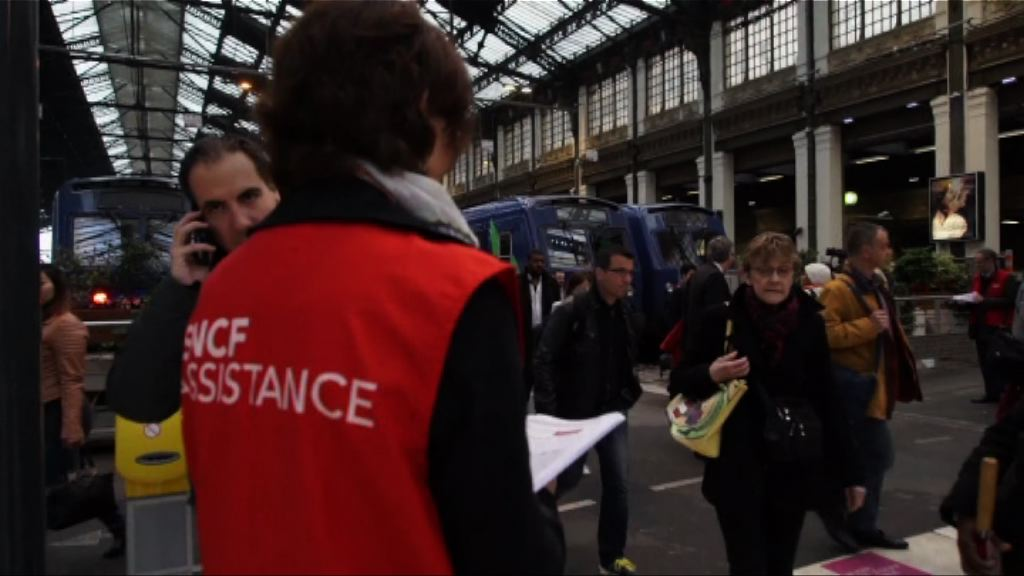 法工人歐國盃期間罷工或礙遊客
