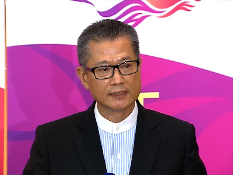 陳茂波:水務署對鉛水認知不足