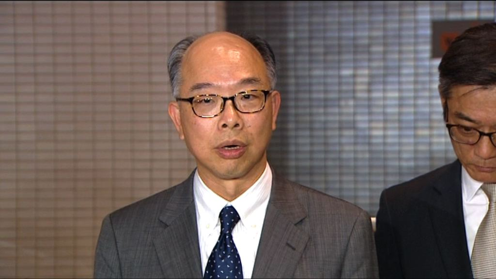 陳帆:房委會全力支持驗水計劃
