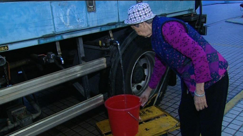 葵青區食水疑有異味 水務署正調查