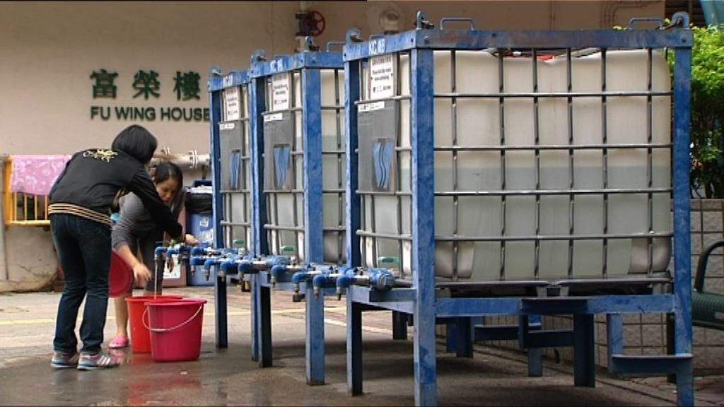 水務署抽取荃灣配水庫樣本化驗