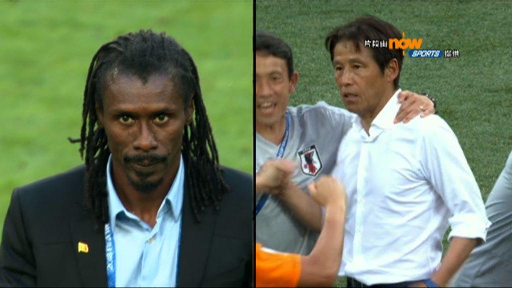 領隊西野朗指令日本控球在腳不進攻