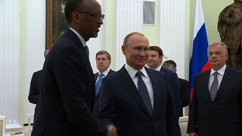 普京藉世界盃擺脫外交孤立