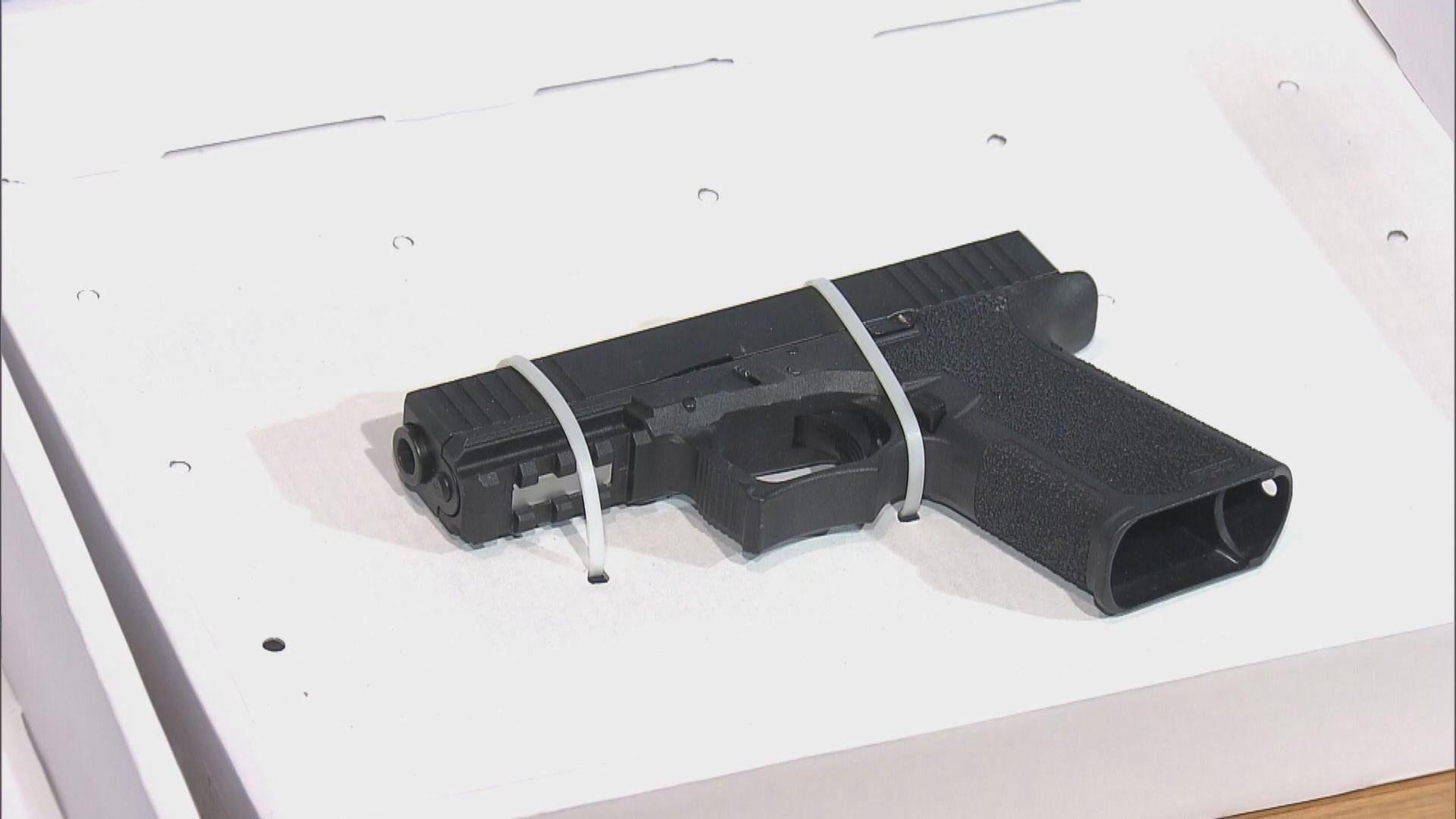 警方檢手槍及過百發子彈拘11人 相信瓦解激進團夥