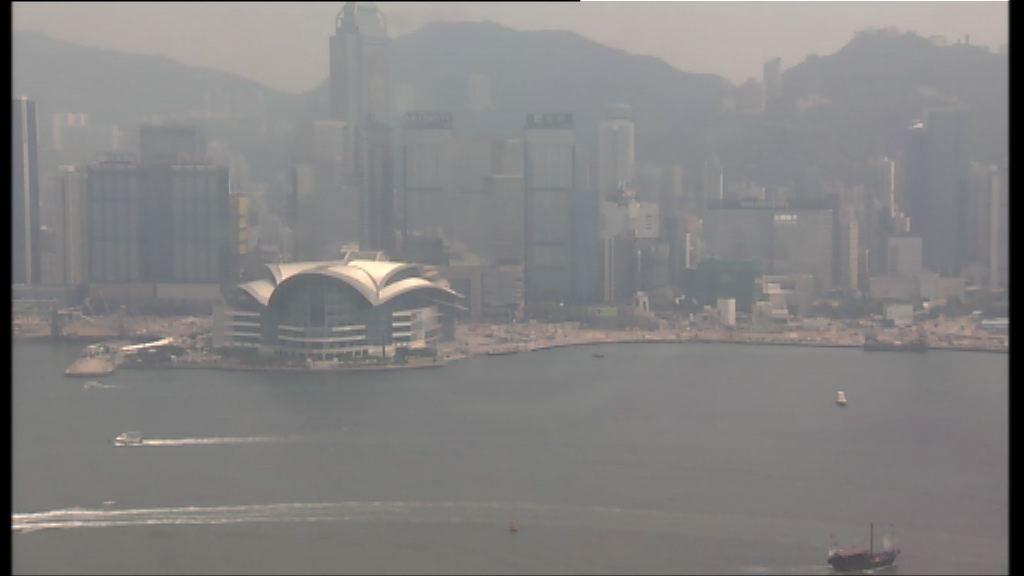 本港15個監測站空氣質素錄得嚴重或甚高