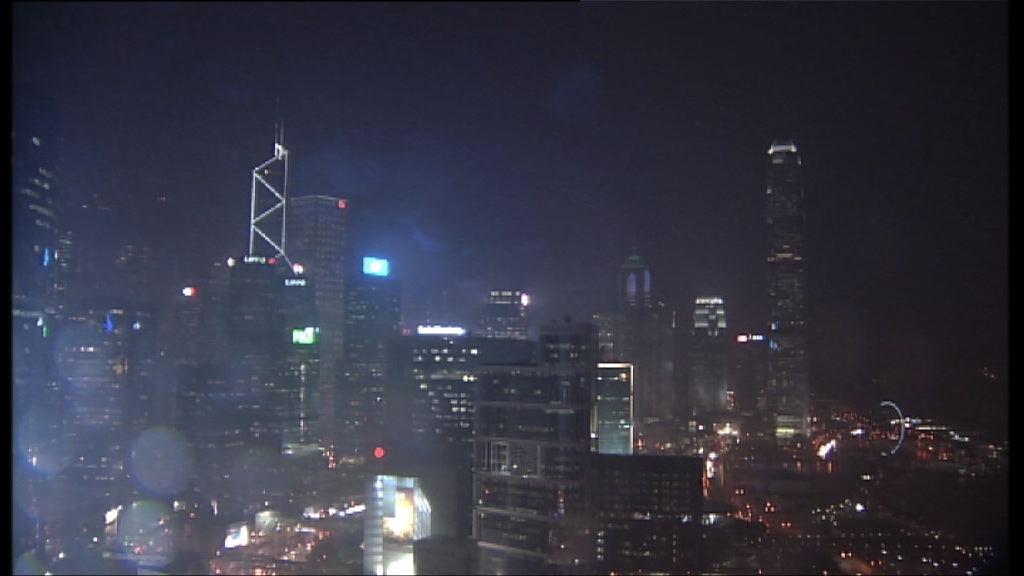 天文台料有颱風周日最接近本港