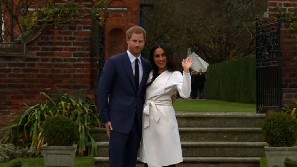 英國王室被指失去哈里大婚消息主導權