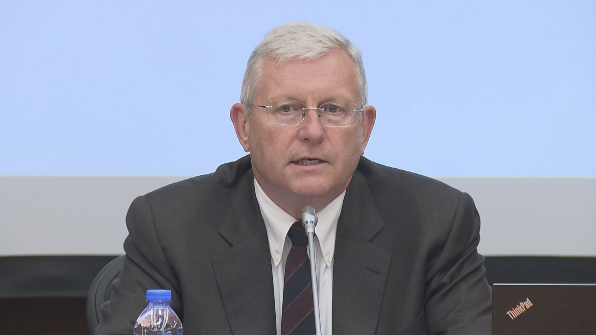 西九文化區管理局行政總裁栢志高11月底離任