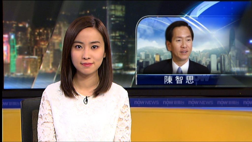 陳智思任故宮文化博物館董事局主席