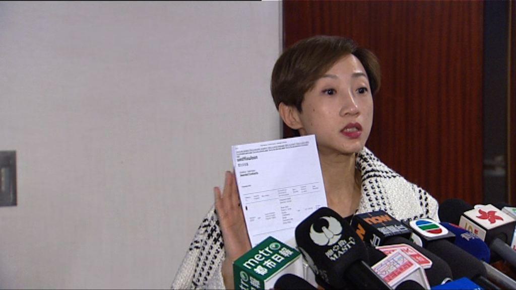 陳淑莊:政府交代不盡不實