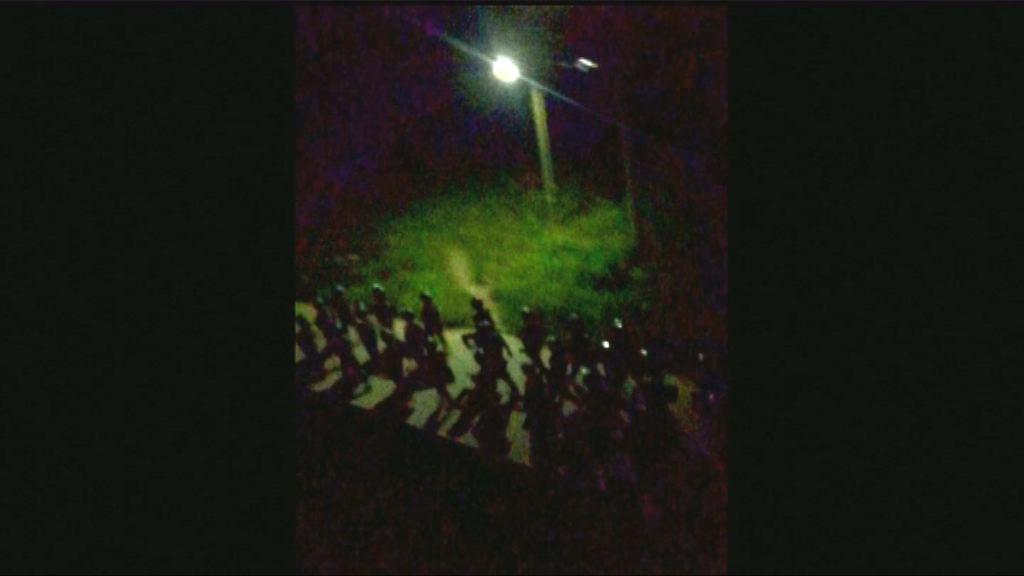 烏坎村13名村民被上門拘捕