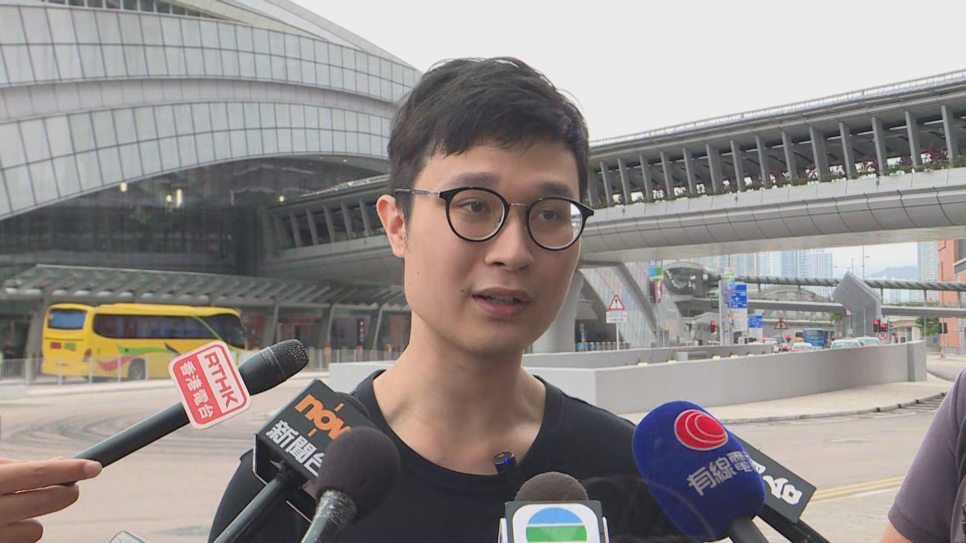 周日九龍區遊行申請人批警方及港鐵過分敏感