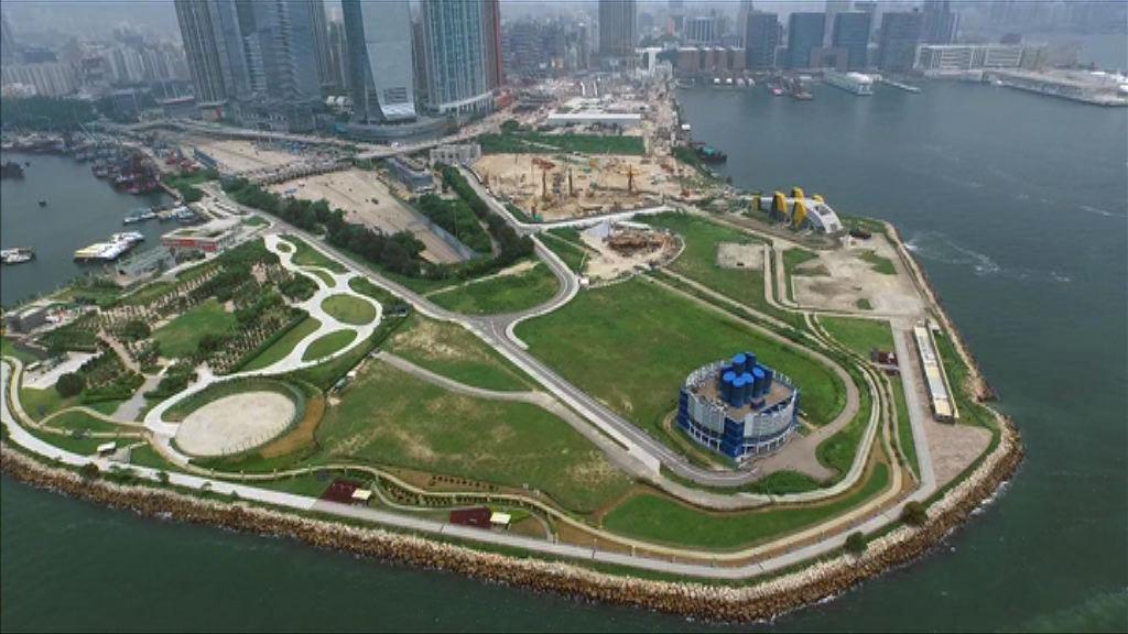 香港故宮文化博物館料2022年落成