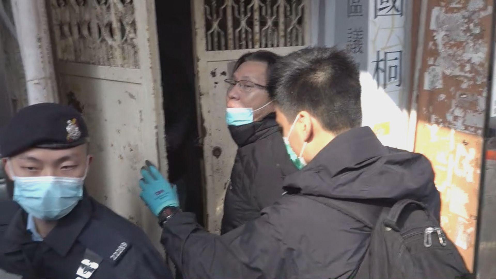 警國安處拘11人涉助12港人偷渡 到黃國桐議辦調查