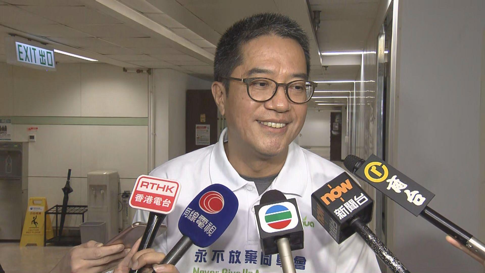 黃偉綸:政府正就粉嶺高球場保育價值作研究