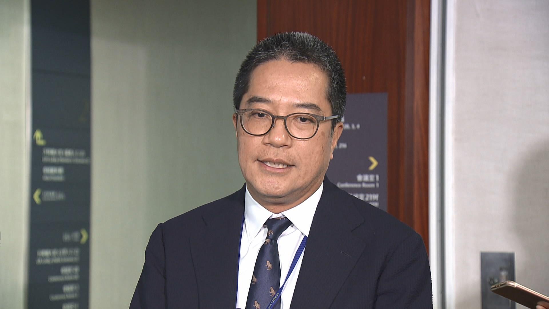 黃偉綸:押後推出土地共享先導計劃