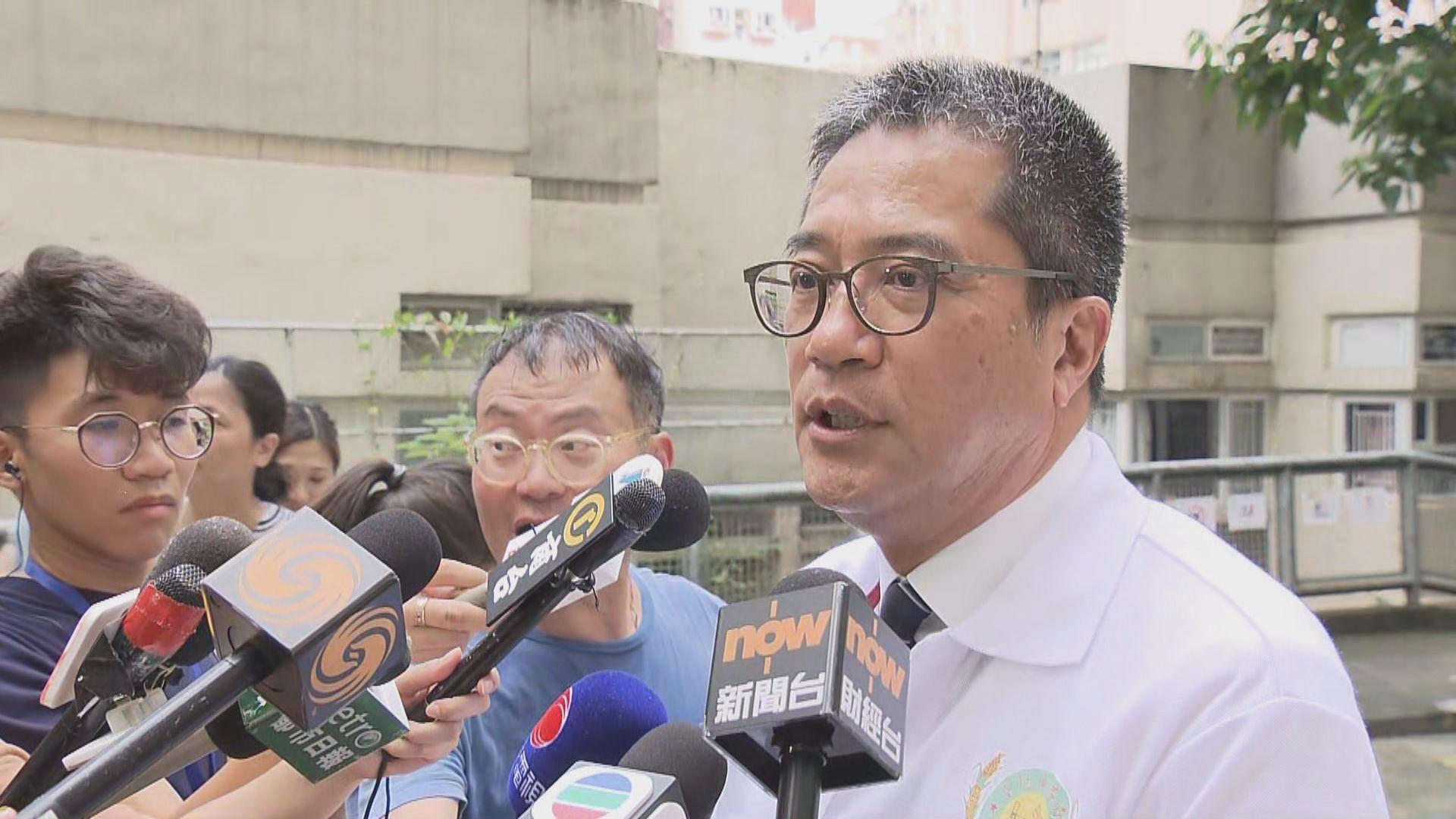 黃偉綸:政府不會輕易放棄明日大嶼