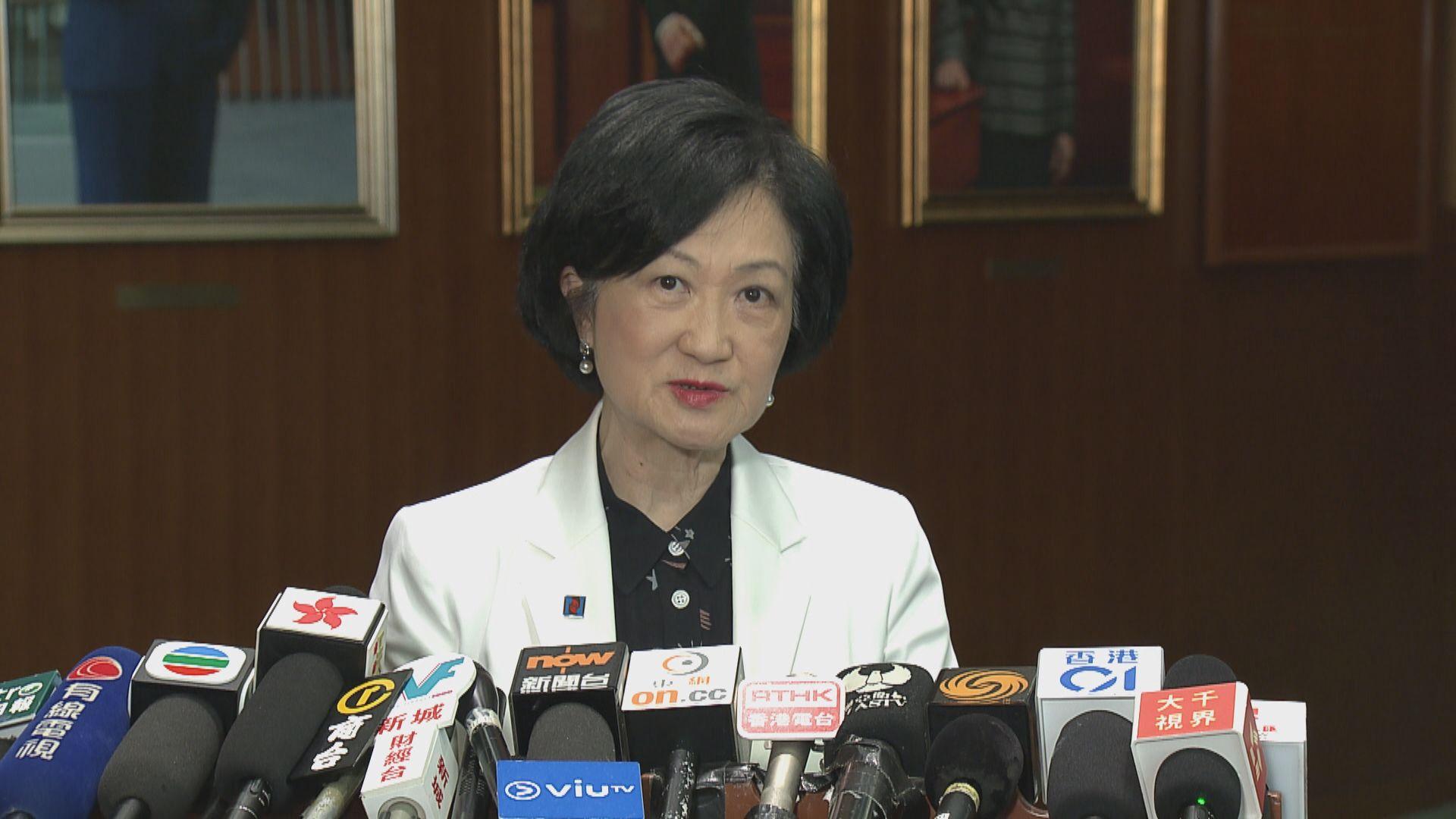 葉劉:港府應向德國政府提嚴正交涉