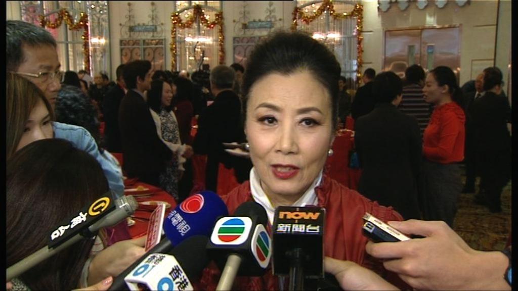 汪明荃:續與西九管理局協商戲曲中心開幕安排