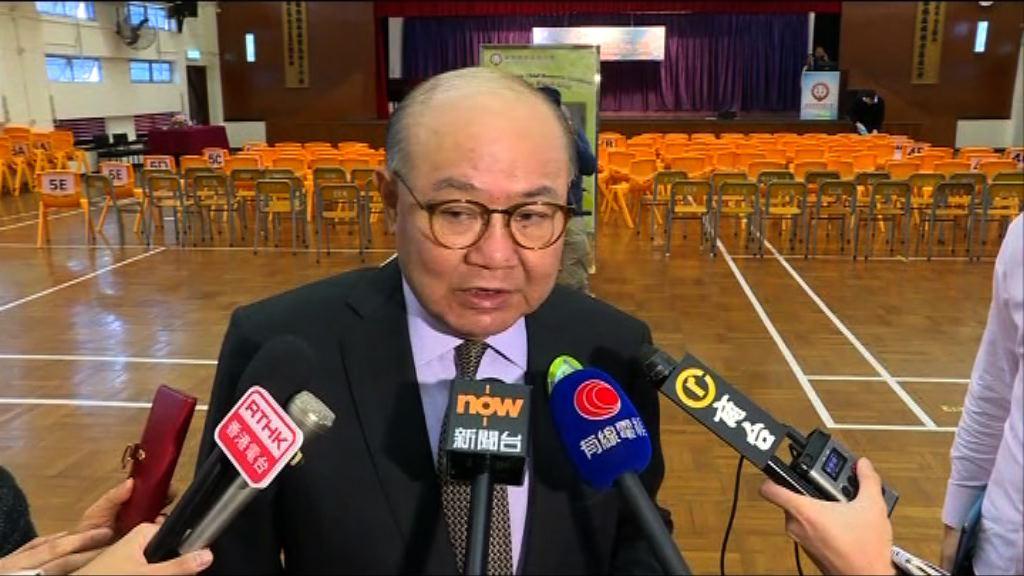 胡國興對民主派投票予曾俊華感失望