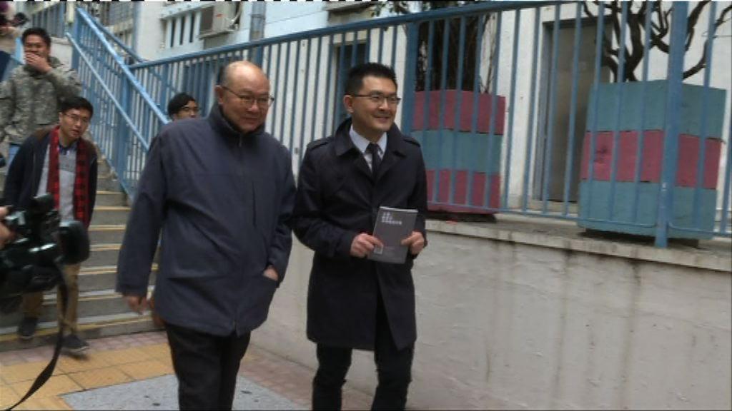 胡國興取92提名 籲對手夠票停收泛民票