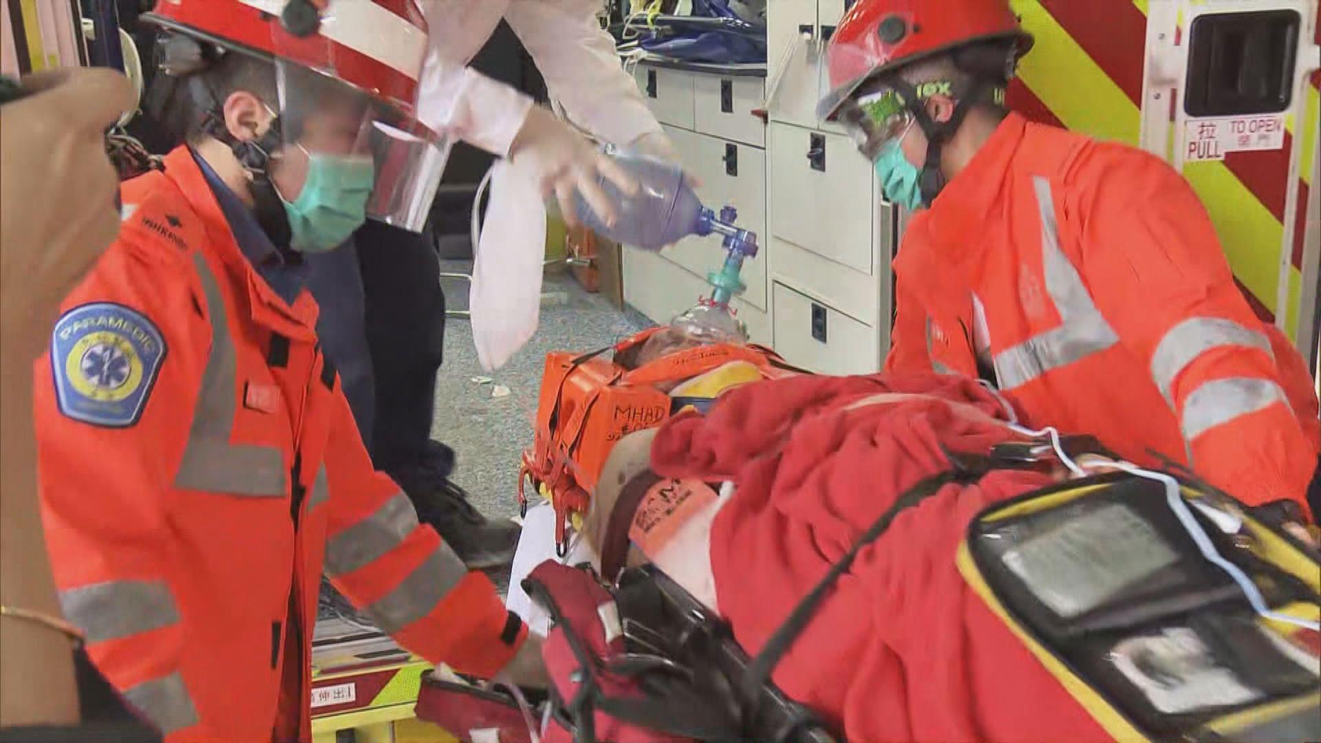 跑馬地工人被工字鐵壓傷 送院搶救最終不治