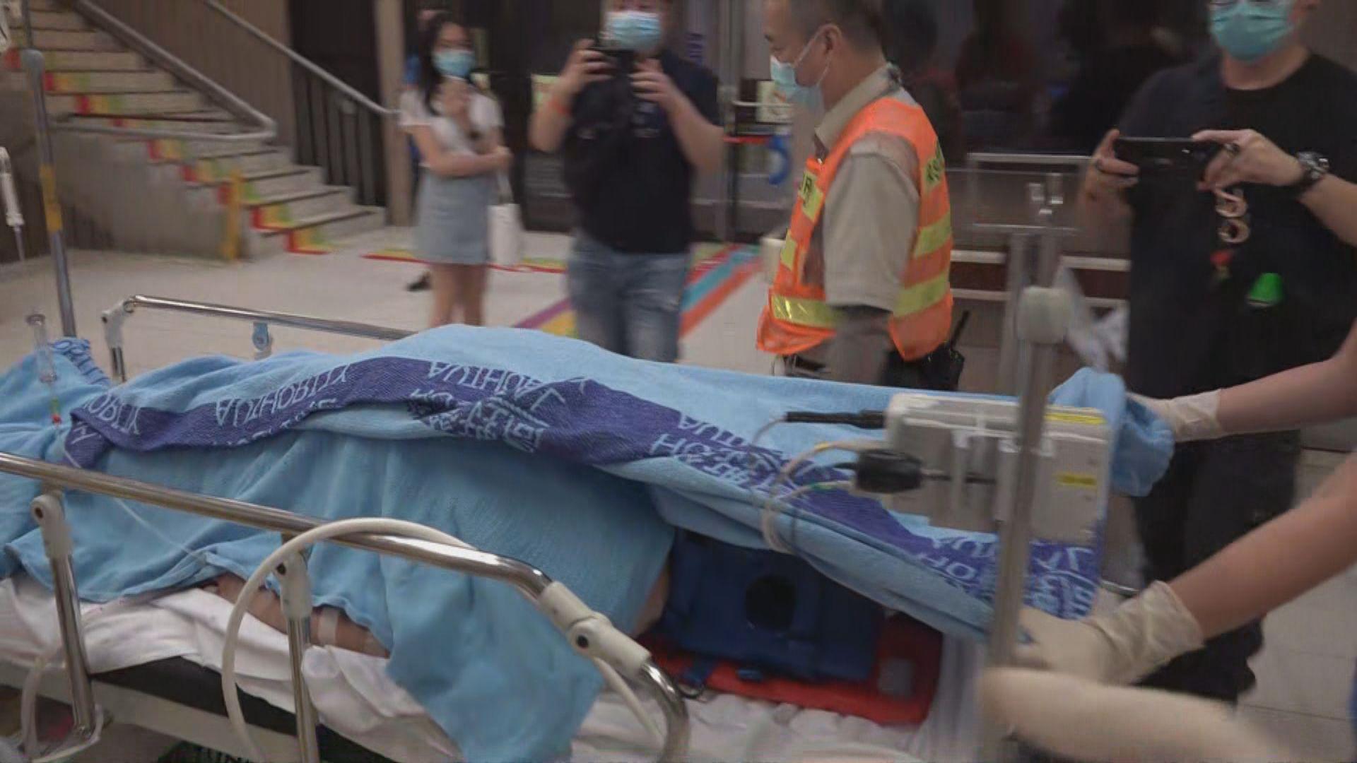 油塘水泥廠工人高處墮下重傷昏迷送院