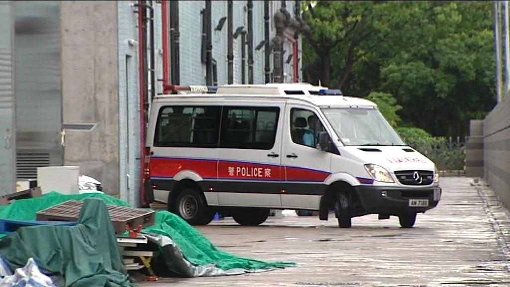 元朗有非法勞工觸電死亡 兩人被捕