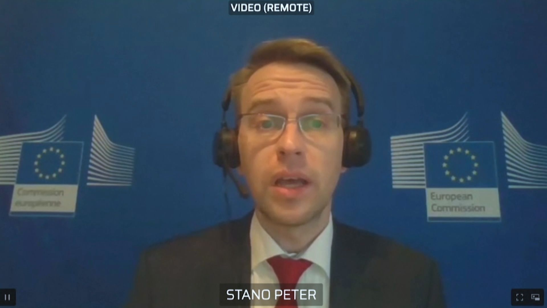 民主派53人被捕 歐盟發言人稱不排除對中國實施制裁
