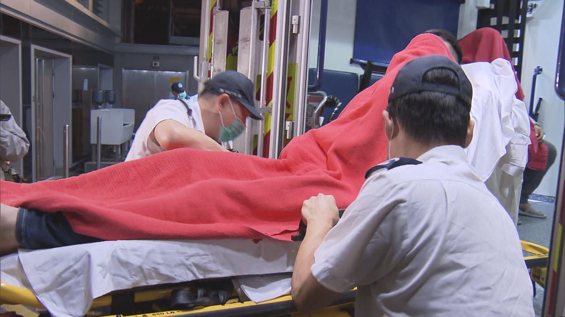 九龍城兩名男子遇襲受傷