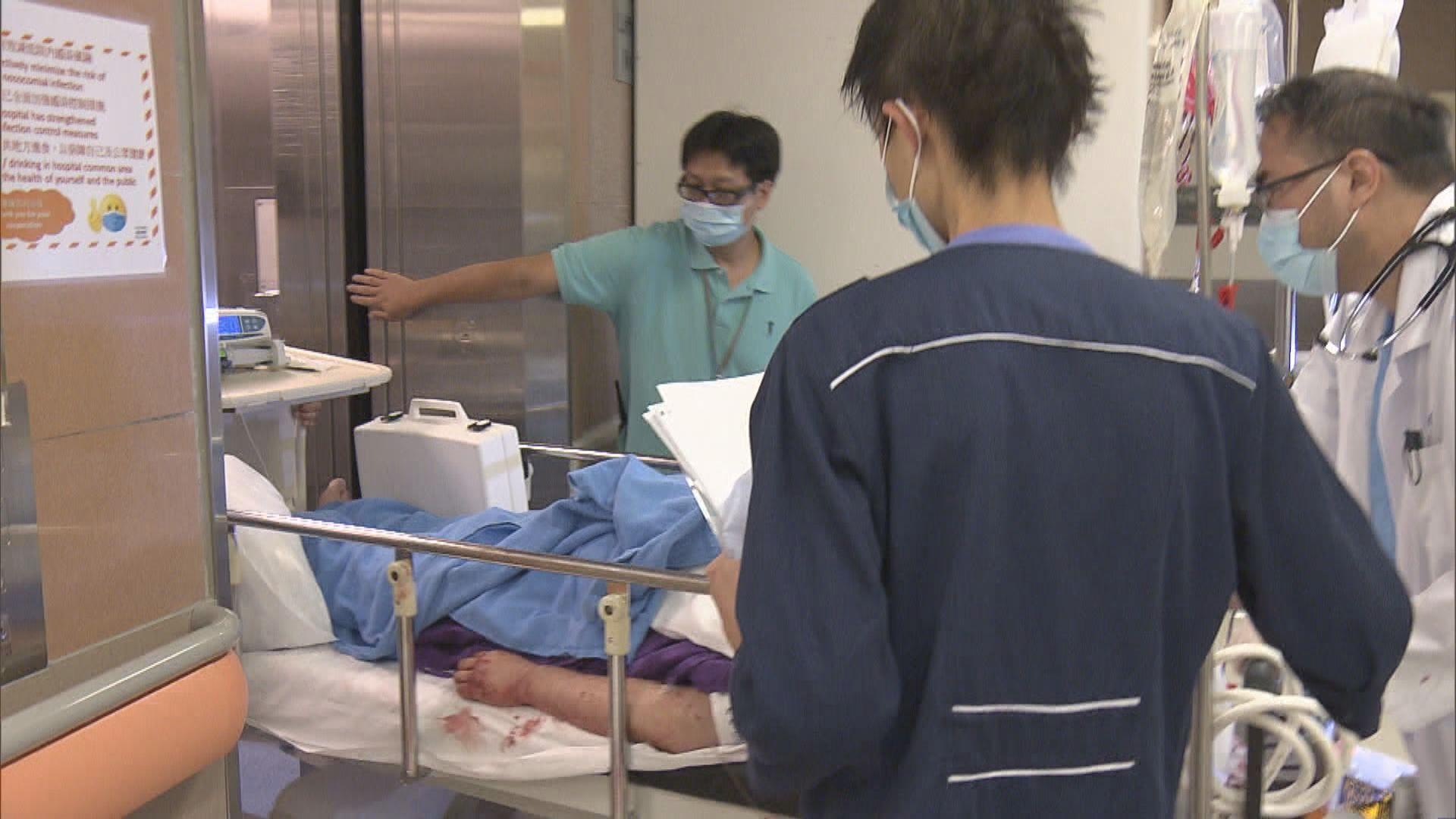 尖沙咀男子遇襲中刀負傷駕車求醫