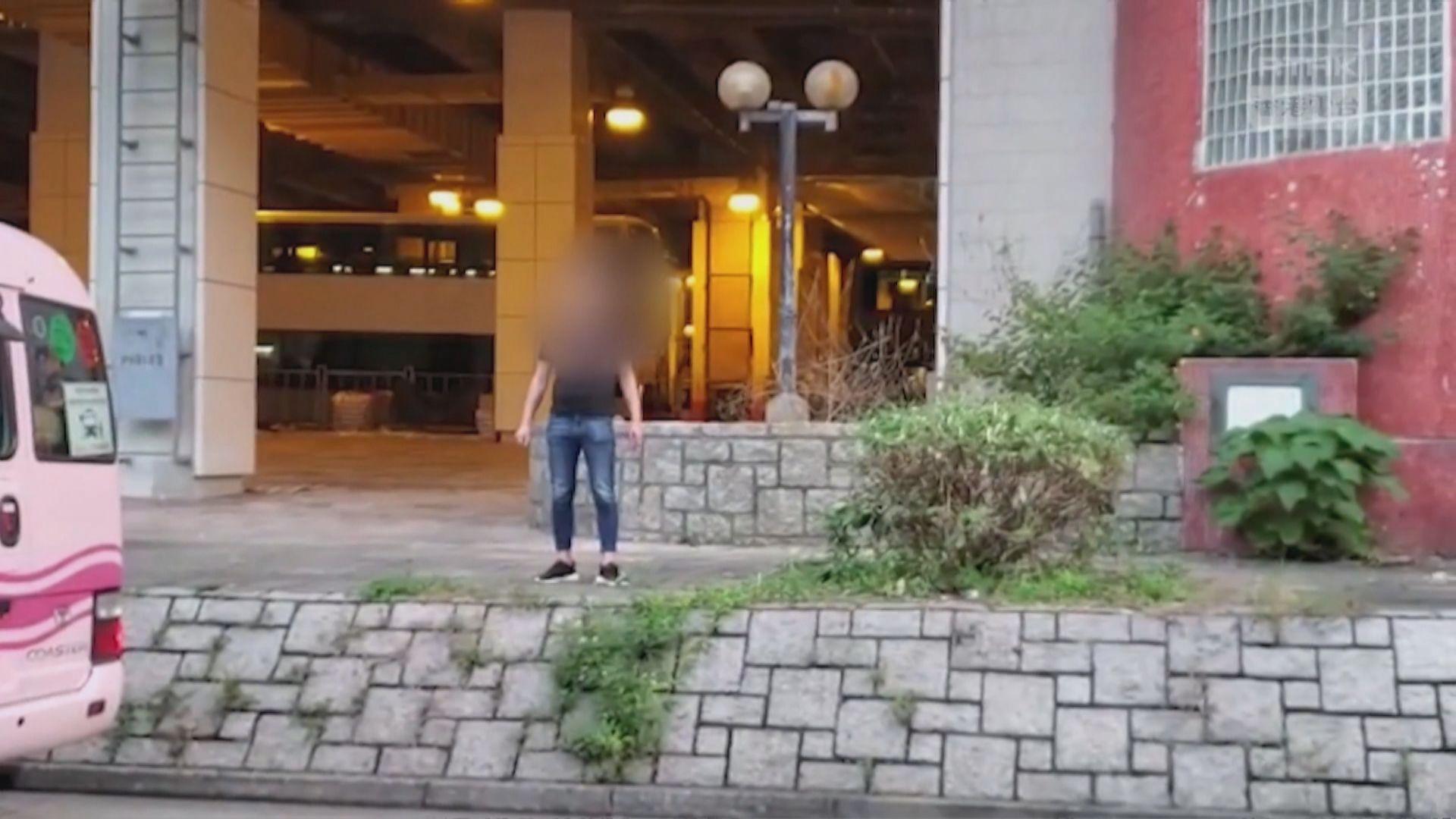 大埔連儂牆傷人案 22歲內地男子被捕