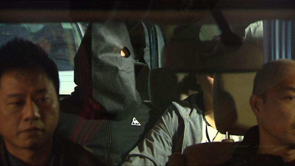 警拘十三人涉灣仔意圖傷人案